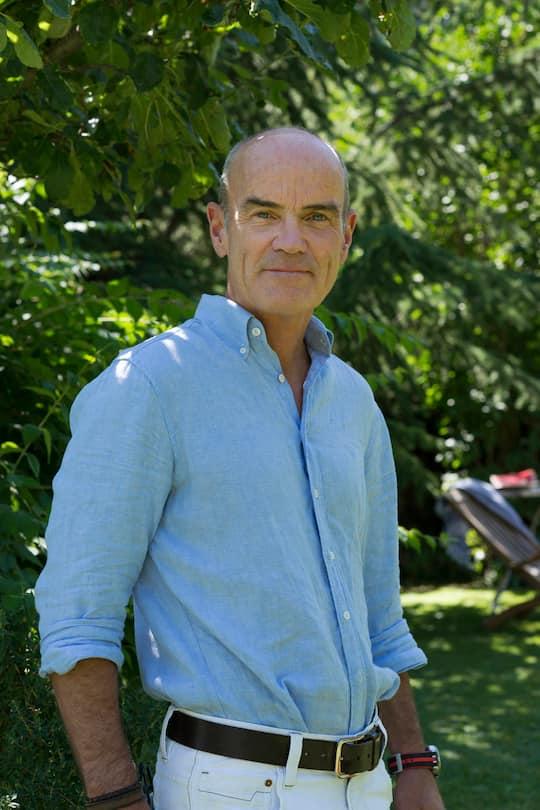 Hans-Jörg Bannwart, Besitzer des Devon House in Poschiavo GR