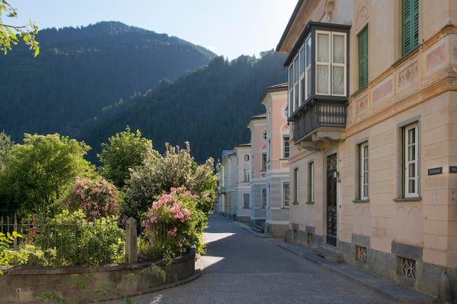 Via di Palazz in Poschiavo GR