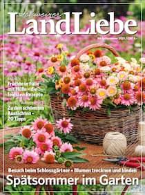 Cover Schweizer LandLiebe #6 Spätsommer 2021