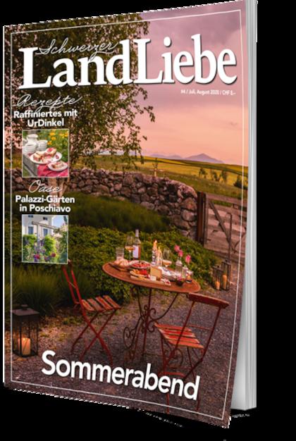 E-Paper Schweizer LandLiebe #4 Juli, August 2020
